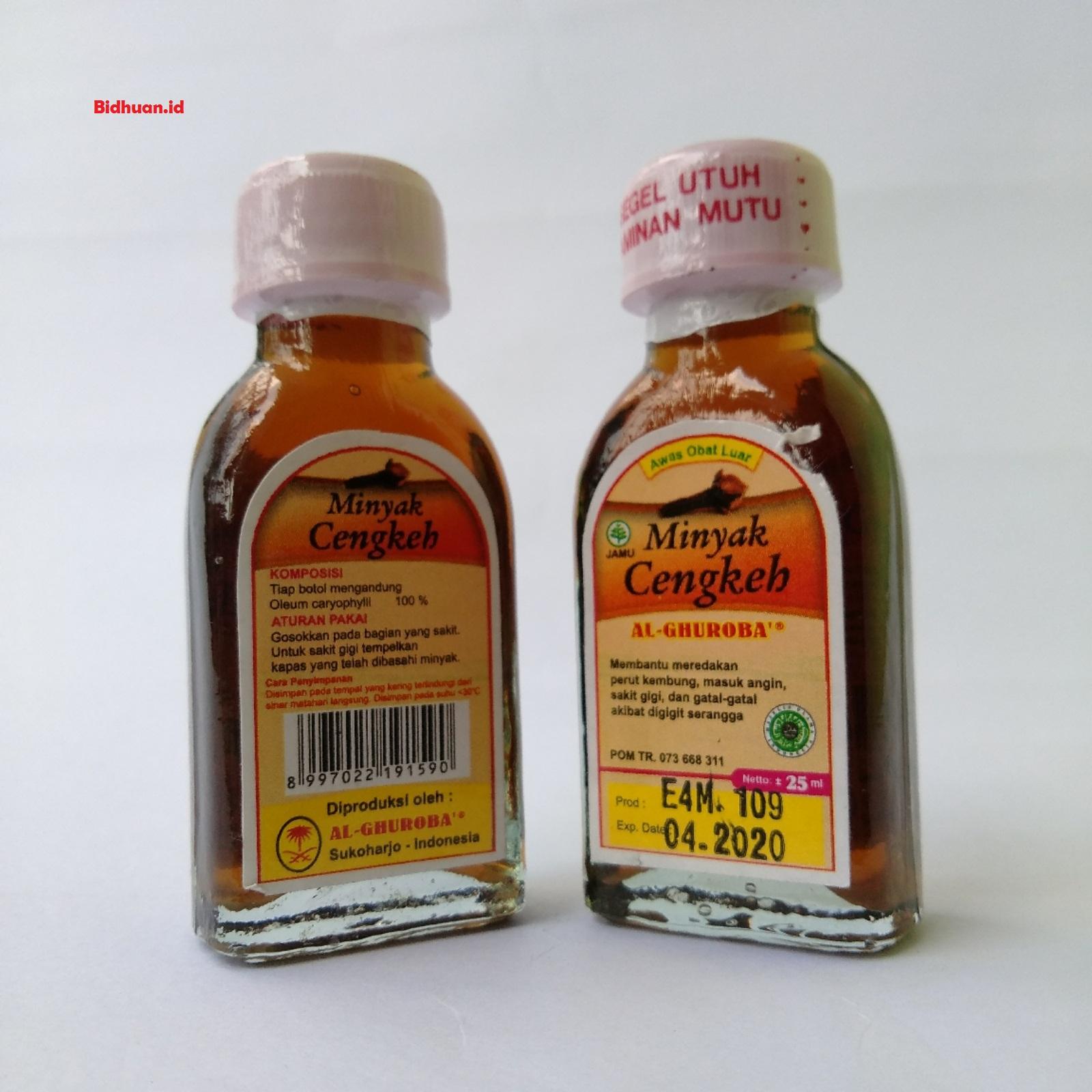 Mengatasi gusi bengkak dengan minyak cengkeh
