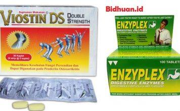 Obat sakit pinggang di apotek Viostin DS
