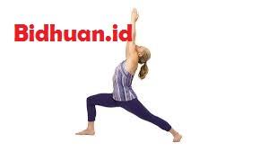 Gerakan yoga untuk pemula yaitu Warrior