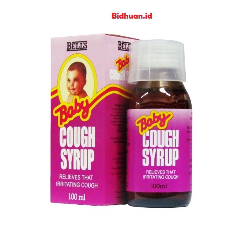 Obat batuk anak 1 tahun yaitu Baby Chough Syrup