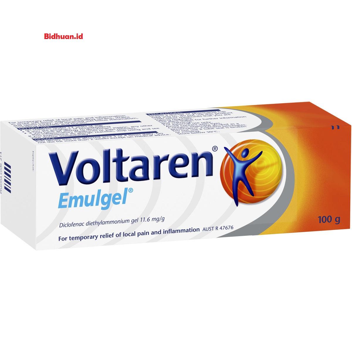 Obat kecetit di apotek yaitu Voltaren