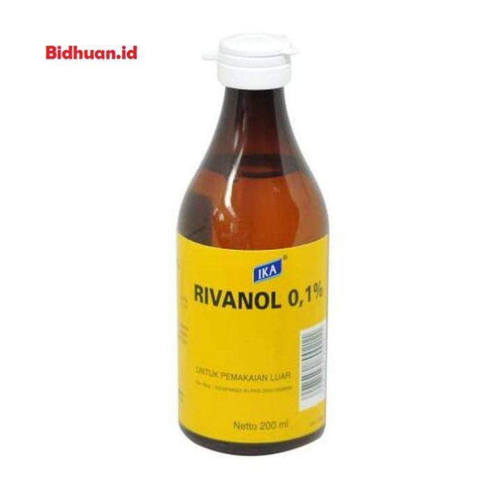 Obat luka kering di apotek yaitu Revanol