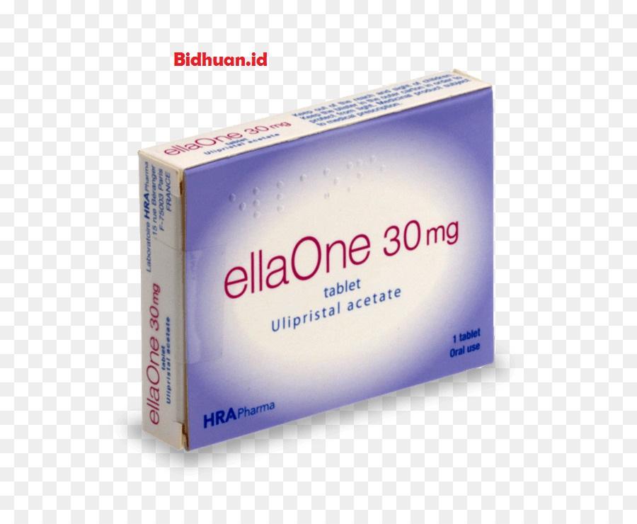 Obat pencegah kehamilan yaituUlipristal Asetat