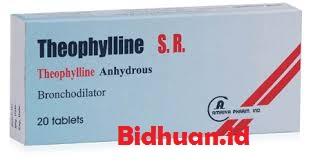 Obat sesak nafas di apotik yang paling ampuh Theophylline