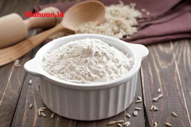 Pengganti tepung maizena yaitu tepung beras