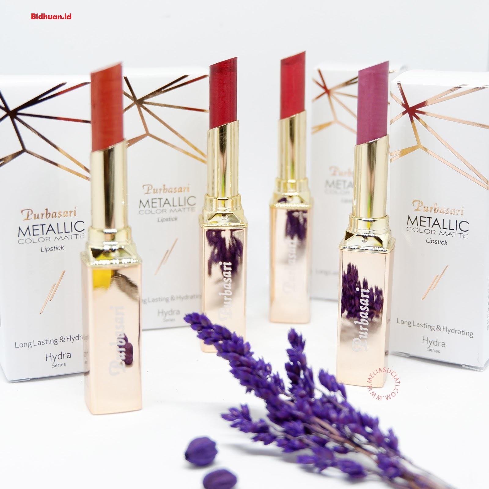 Review Lipstik Purbasari Terbaru Packaging
