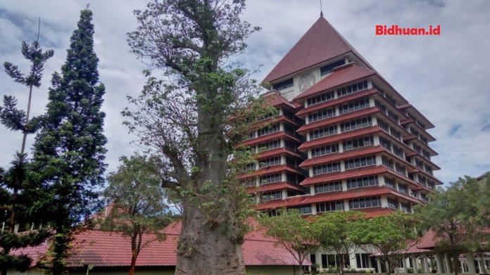 Universitas Indonesia, Peringkat 54 Se Asia