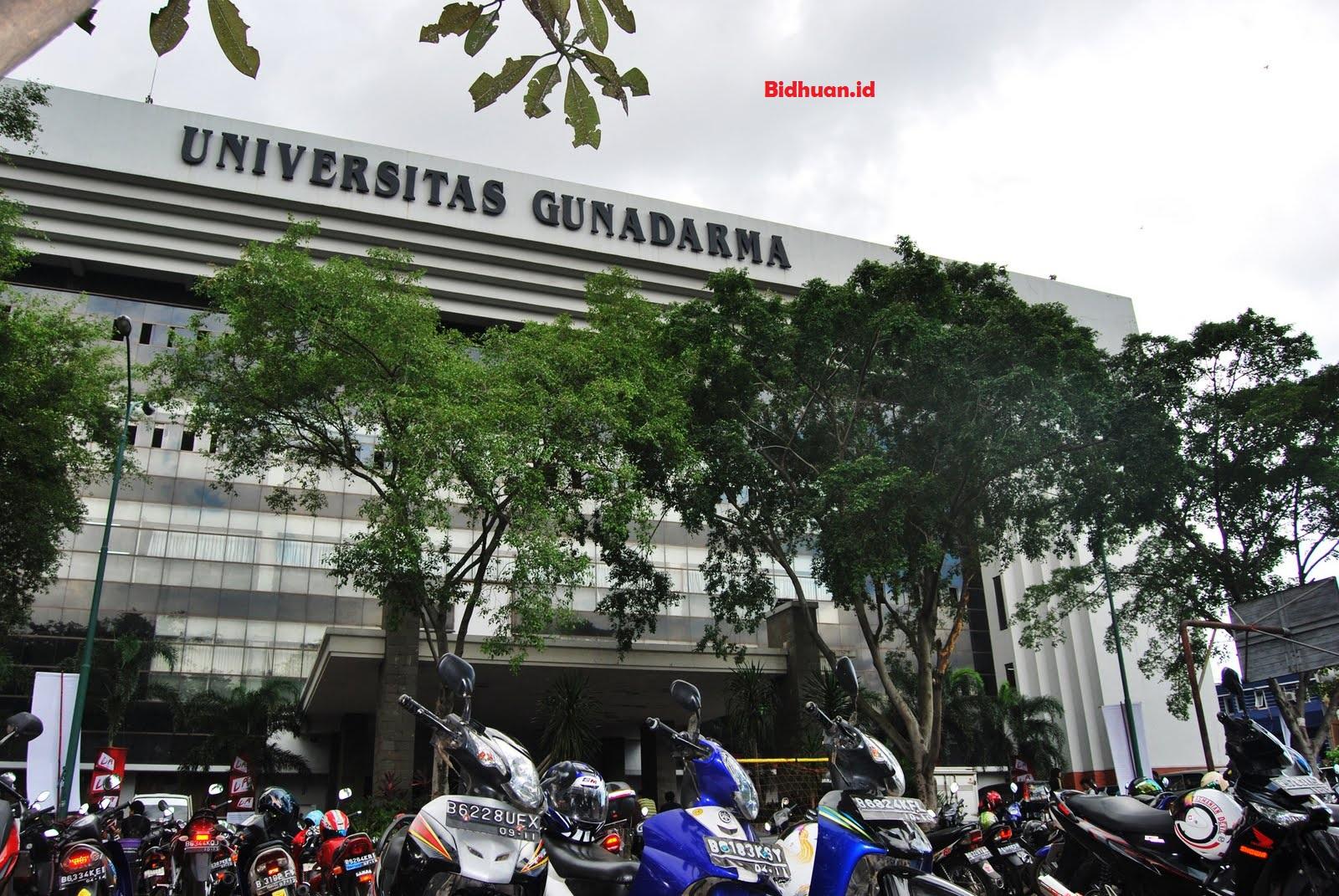 Universitas swasta di JakartaUniversitas Gunadarma