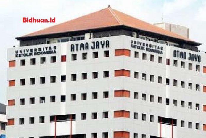 Universitas swasta terbaik di Jakarta Yaitu UniversitasKatolik Indonesia Atma Jaya