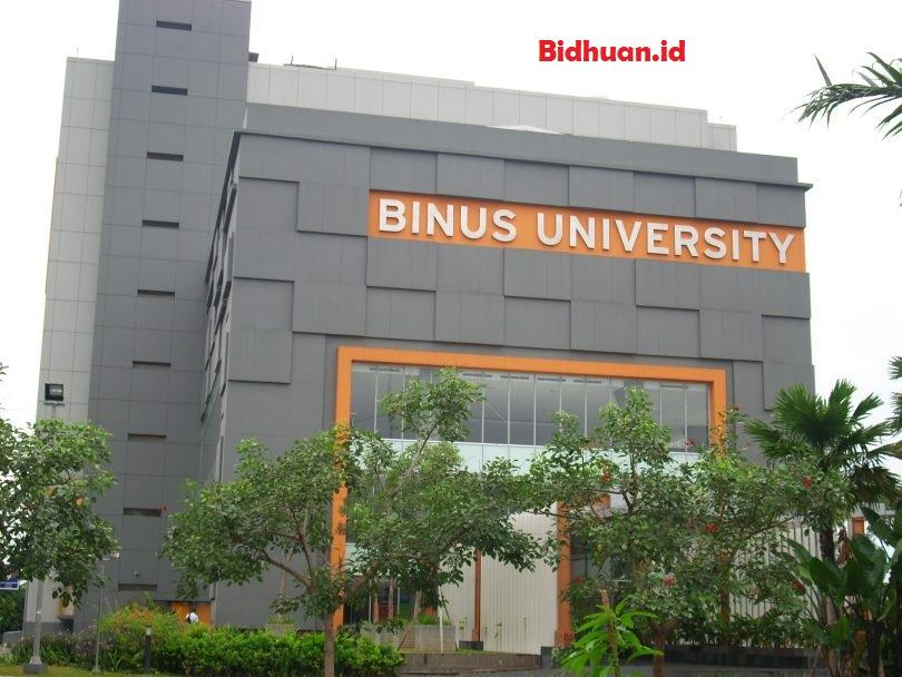 Universitas swasta terbaik di jakarta yaituUniversitas Bina Nusantara