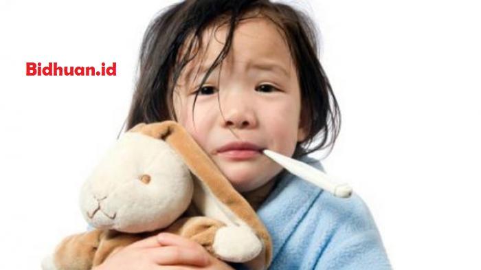 7 Obat Pilek Anak Agar Cepat Sembuh 100%