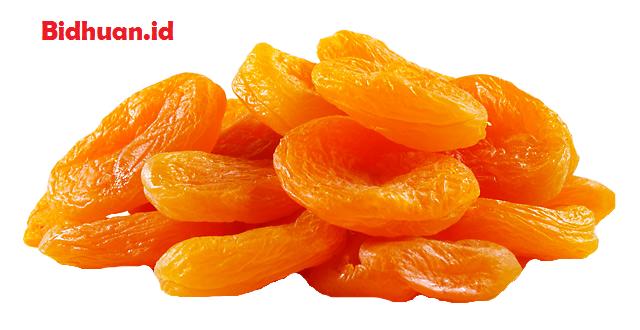 Cara mencegah secara tradisional dengan aprikot kering