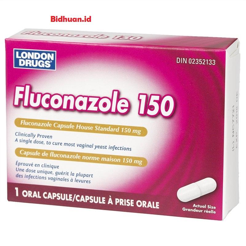 Fluconazole sebagai obat panu oral