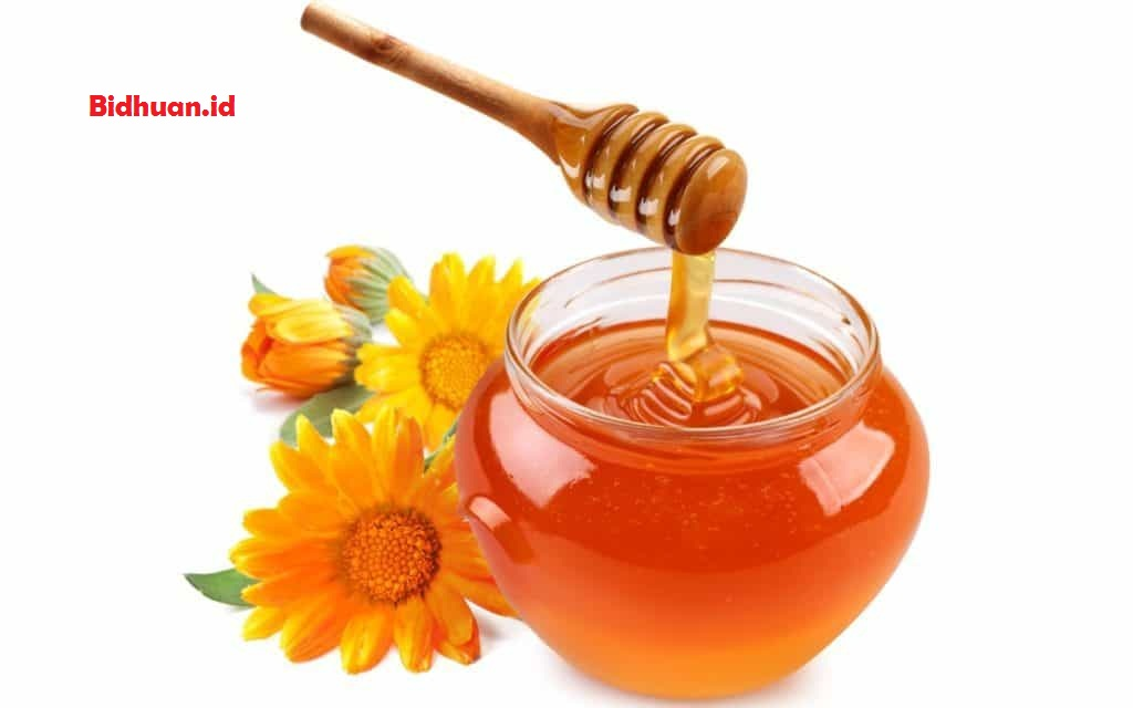 Obat batuk pilek anak 3 tahun dengan madu