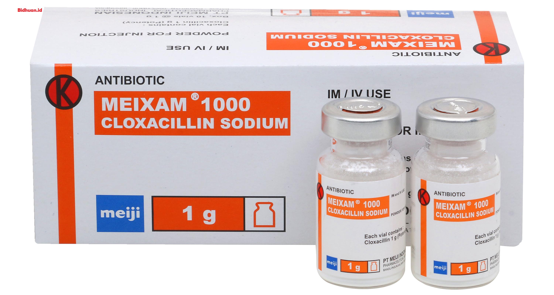 Obat bisul di apotek yaitu Meixam