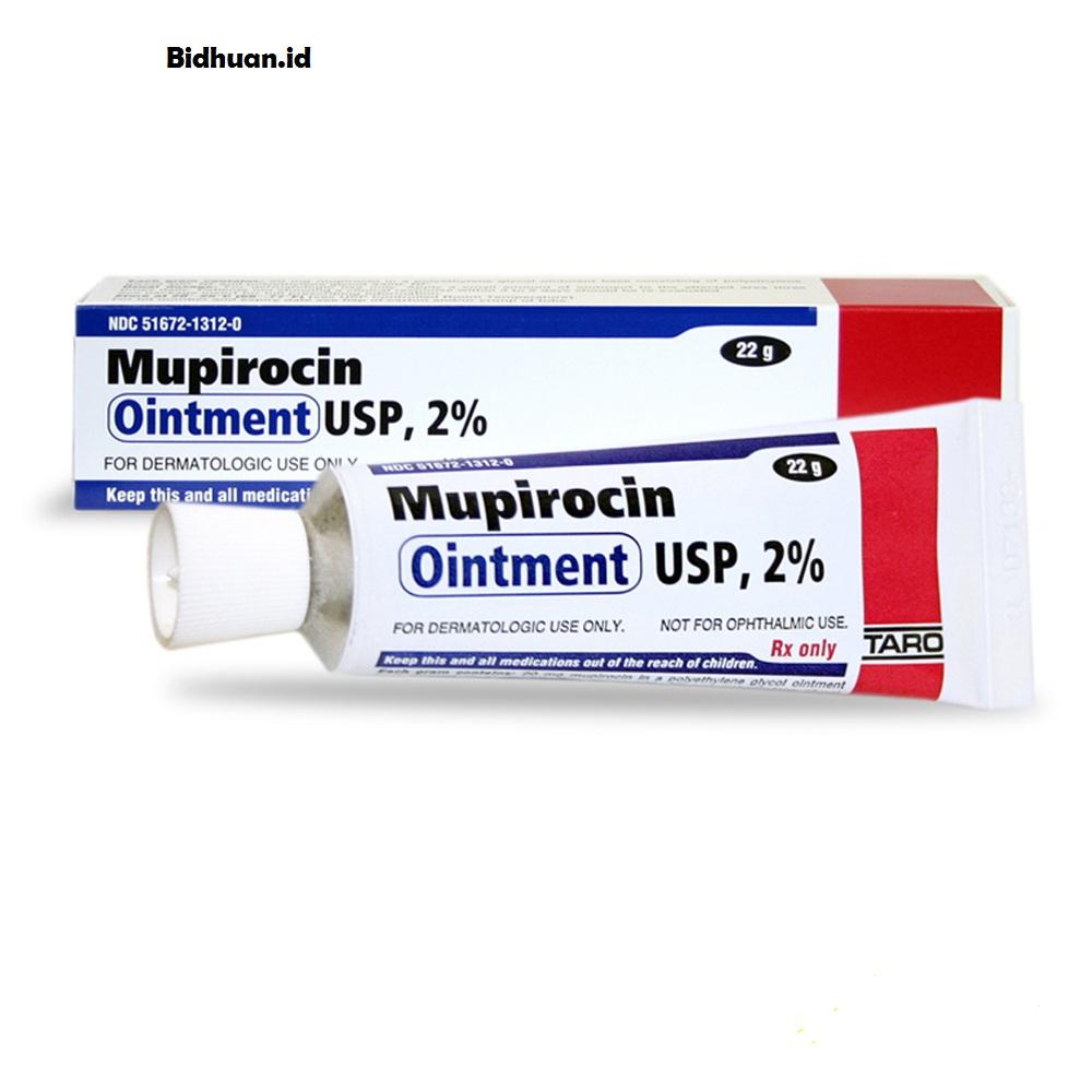 Obat bisul paling ampuh yaitu Mupicorin