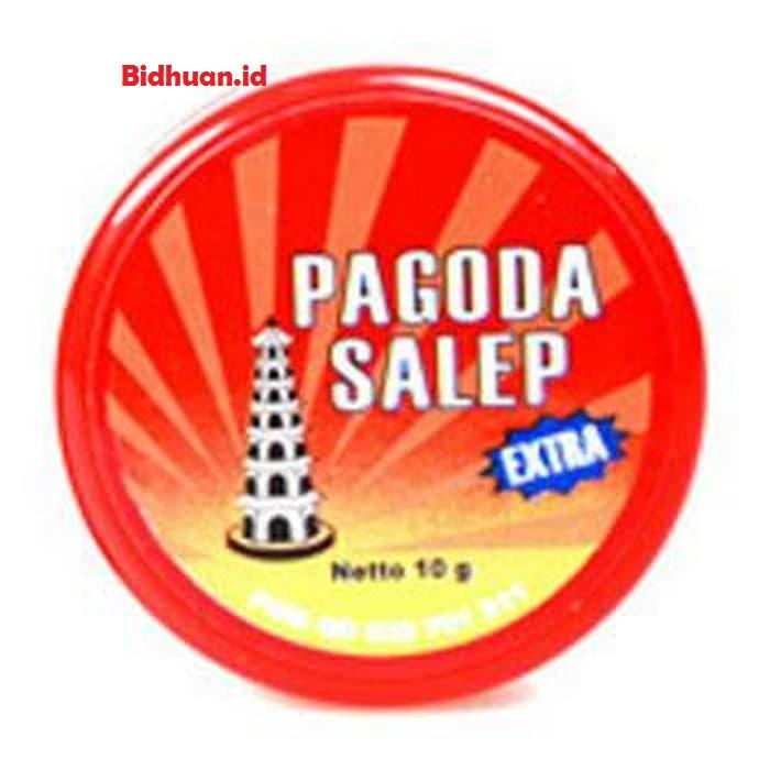 Pagoda Salep Ekstra sebagai pengobatan kurap
