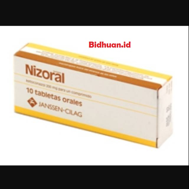 Obat panu ampuh dengan Nizoral