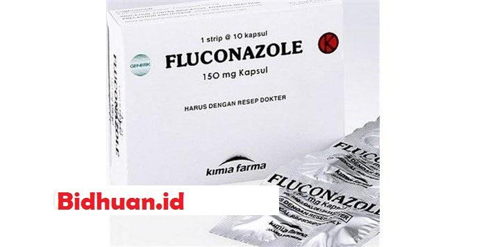 Obat panu tablet dengan Fluconazole
