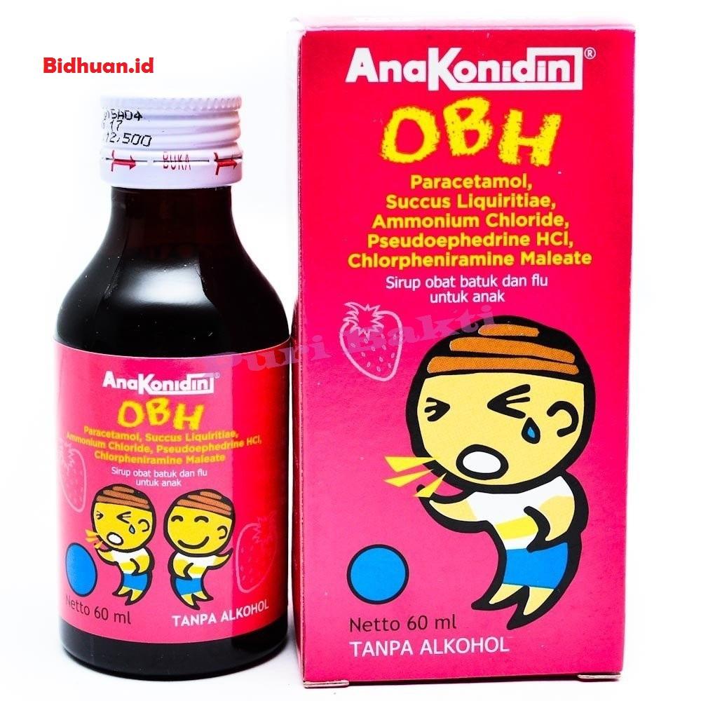 Merk obat batuk anak di bawah 1 tahun di apotek