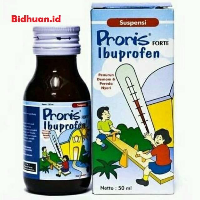 Merk obat penurun panas anak yang bagus di apotek