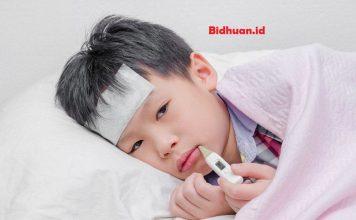 Obat Penurun Panas Anak Yang Bagus