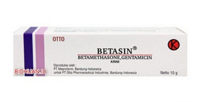 Obat anti bisul yaitu Betasin