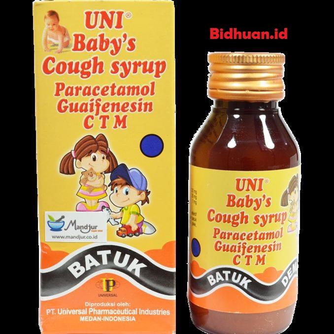 Obat batuk apotek anak 1 tahun