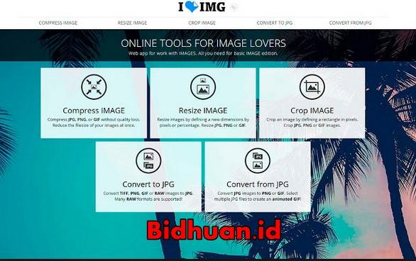 Cara Edit Pas Foto Online dengan Mudah