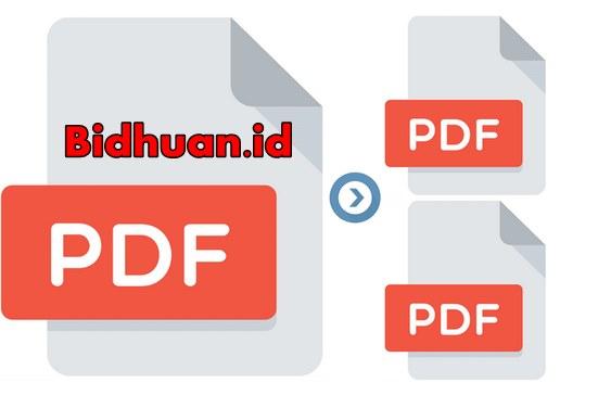 Cara Menggabungkan File PDF dengan Tool Online