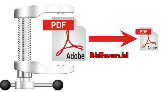 Cara Memperkecil Ukuran File PDF Offline dengan Adobe Acrobat
