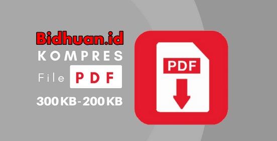 Cara Mengecilkan File PDF Menjadi 200 Kb