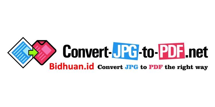 Cara Mengubah Foto ke PDF di Convert JPG to PDF