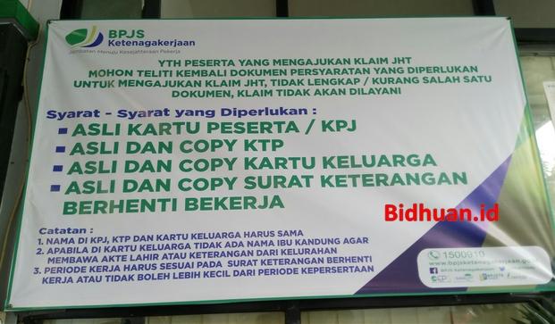 Syarat Pencairan BPJS Ketenagakerjaan