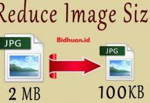 cara mengubah ukuran foto menjadi 100kb