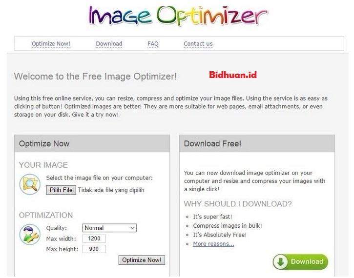 cara memperbesar ukuran file jpg online