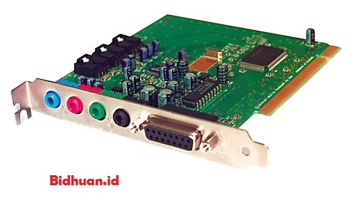 sound card offboard