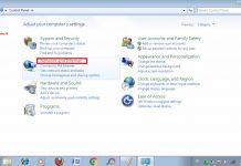 cara melihat password Wi-Fi di komputer windows 10