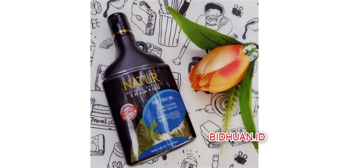 Kesimpulan Review Natur Shampoo Tea Tree Oil