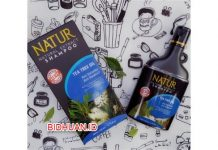 Review Natur Shampoo Tea Tree Oil (Natural Extract)