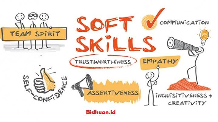 contoh soft skill