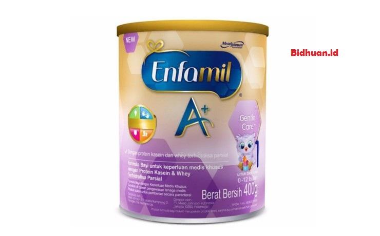 Susu Formula Terbaik Untuk Bayi Baru Lahir