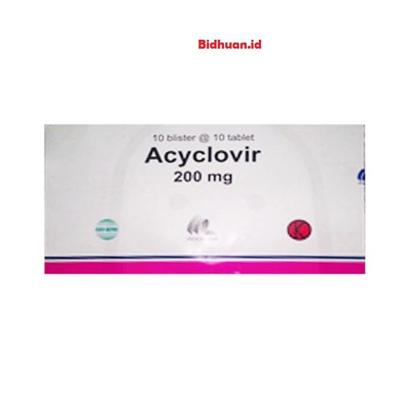 Aturan Pakai Obat Acyclovir