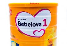 Bebelove 1, Susu Formula Terbaik Pengganti ASI
