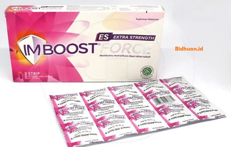 Dosis Imboost Force