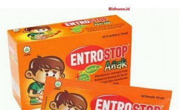 Entrostop Anak, Rekomendasi Obat Diare Anak Terbaik