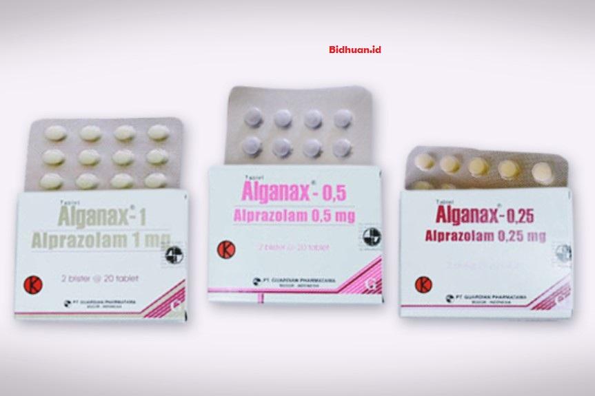 Mengenal Tentang Alganax