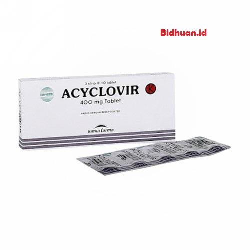 Mengenali Merk Dagang Obat Acyclovir