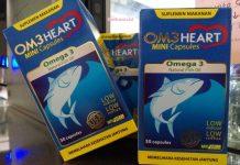 Omeheart, Suplemen Makanan Terbaik Untuk Kesehatan Jantung