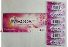 Vitamin Imboost, Obat Untuk Meningkatkan Sistem Imun